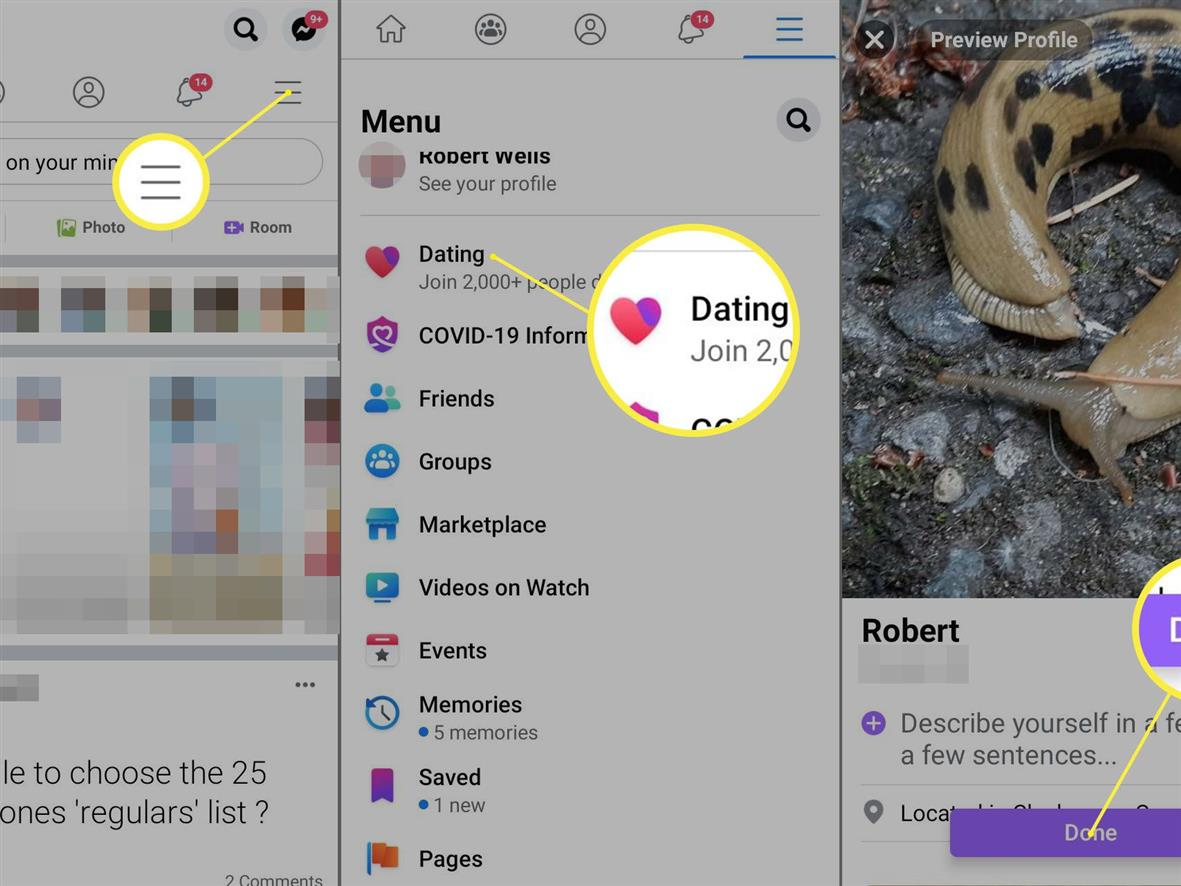 Facebook Dating gets new features -funchat2000.com-